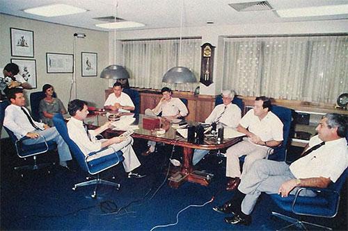 Members of 1983 Cabinet