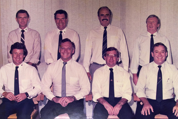 Second Hatton Ministry - 19/3/1987 to 8/5/1987