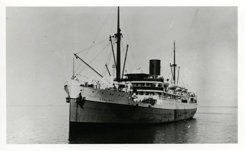 MV Koolinda, Darwin Harbour