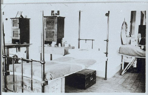 Sleeping quarters, Larrakeyah Barracks