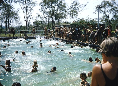 Swimming Sports Darwin School, 1957 (Kormilda College, Berrimah)