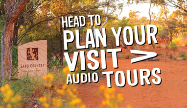 Alice Springs Desert Park reopens today with new audio experience for visitors