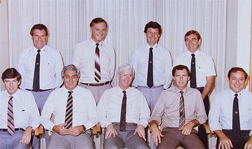 Members of 1985 Cabinet