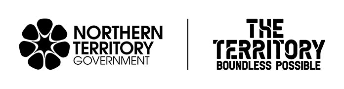 Northern Territory Government and The Territory logos