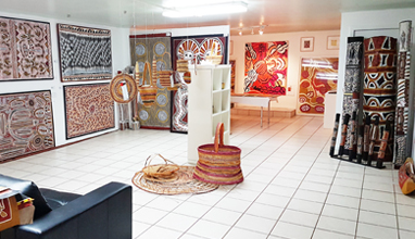 Investing in Culture and Local Jobs: Arts Trail Regional Gallery Extension for Katherine's Mimi Aboriginal Art and Craft