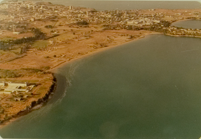 Marina study aerial photo of Mindil Beach