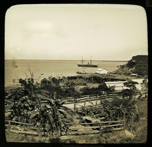 SS Brisbane at Port Darwin, June 1879