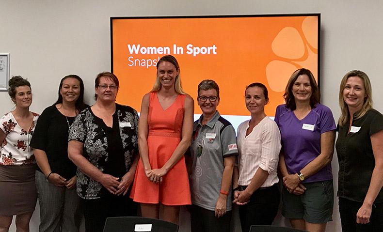 Former Women in Sport Advisory Committee