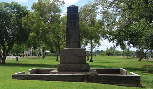 Ross Smith Memorial, Fannie Bay, Darwin, Northern Territory