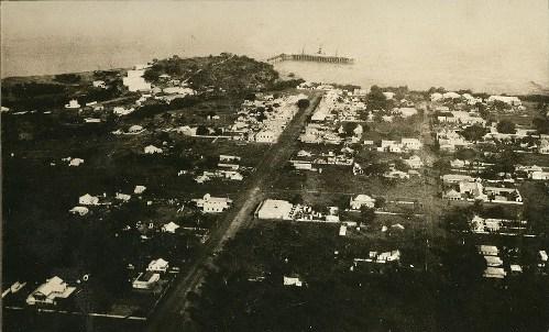 Darwin from the air