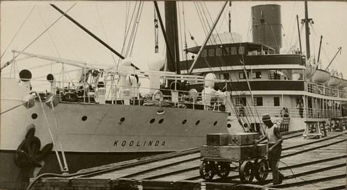 WA Government MV Koolinda
