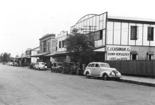 Cashmans Newsagency, Smith Street